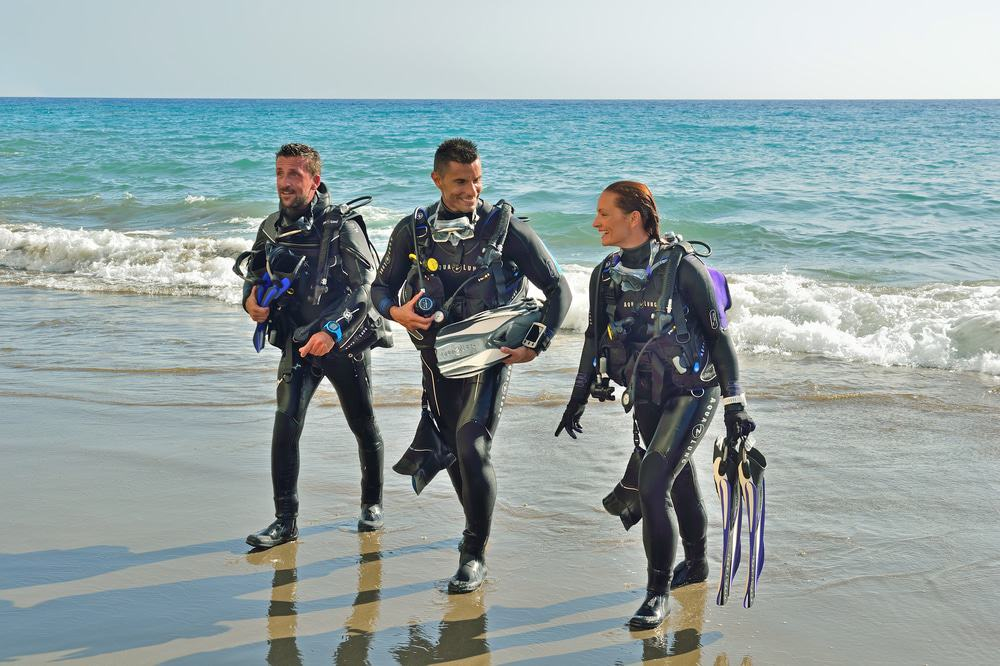 Everything You Need to Know About Shore Diving