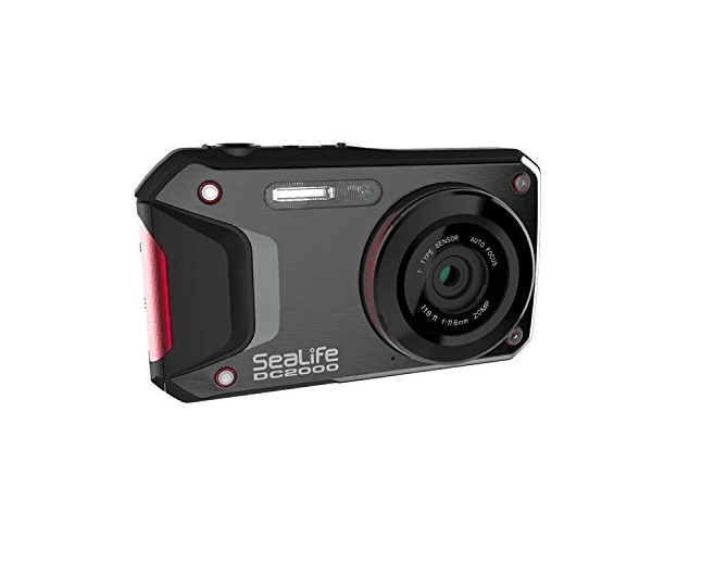 SeaLife Camera DC2000 Brings Depth to Your Dive Photos
