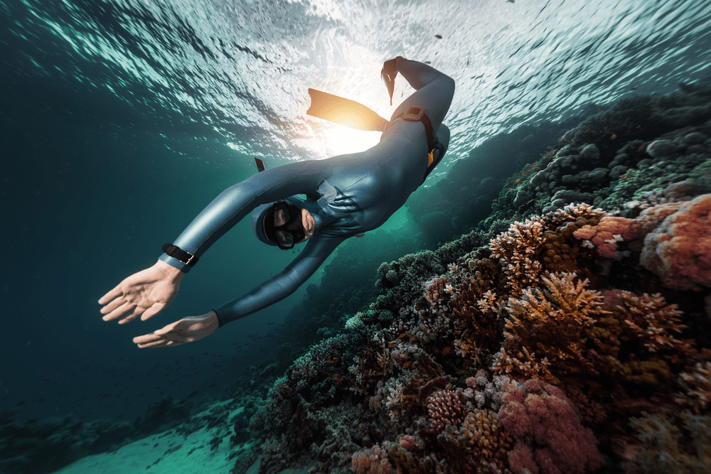 What Is The Deepest Free Dive?