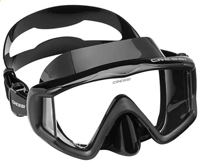 Cressi Perfect View Scuba diving mask