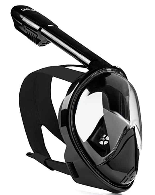 DIVELUX Snorkel diving mask
