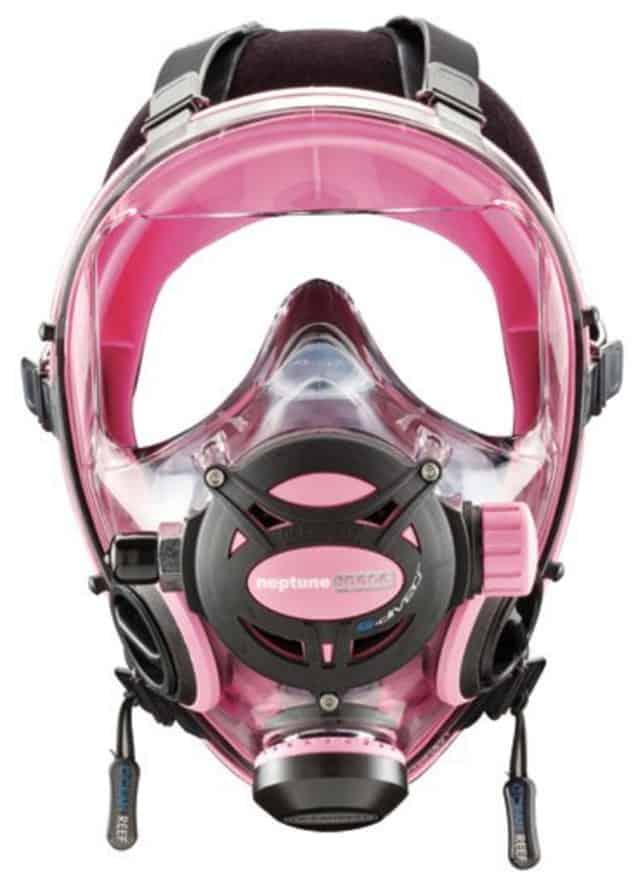 Ocean Reef diving mask