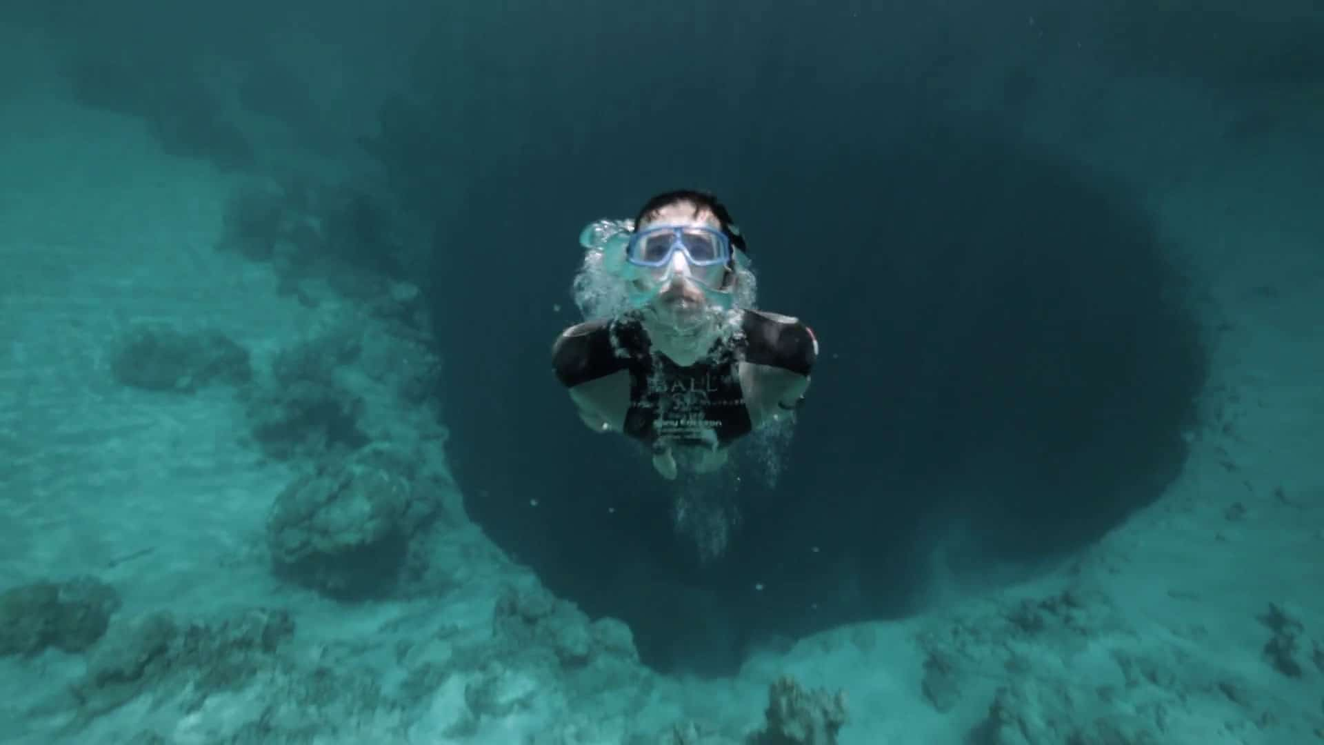 Competitive Free Diving