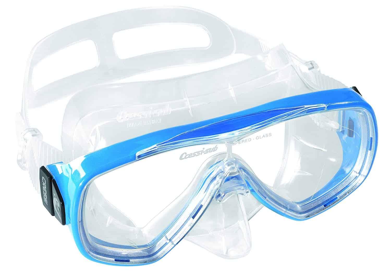 Mono glass masks