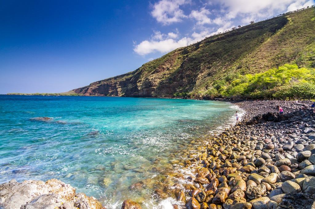 hawaii sea shore