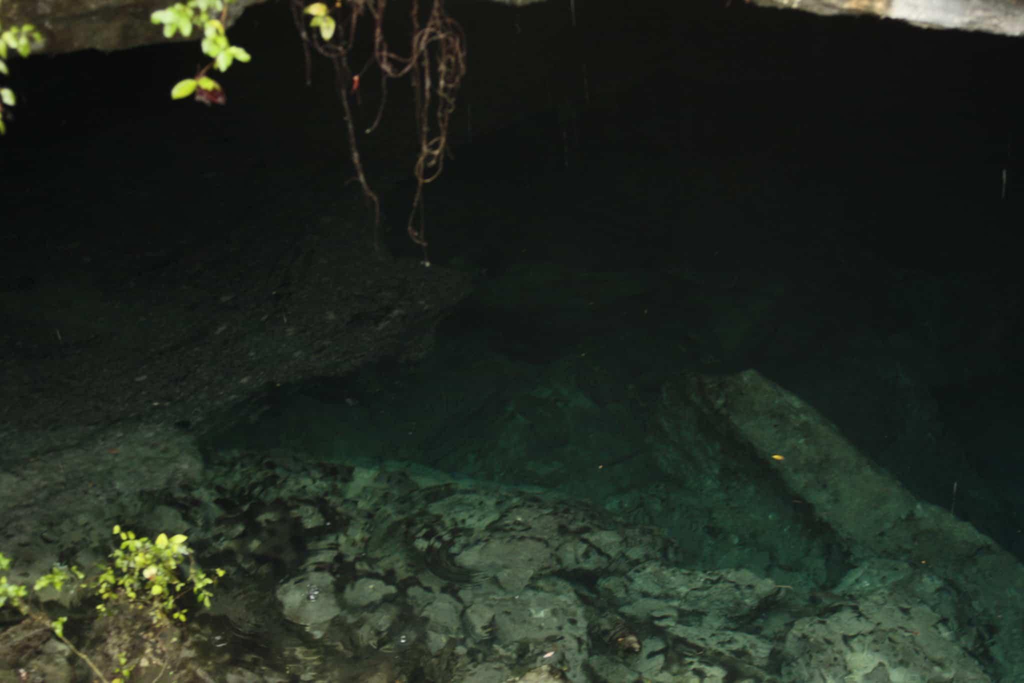 bens cave at lucayan national park